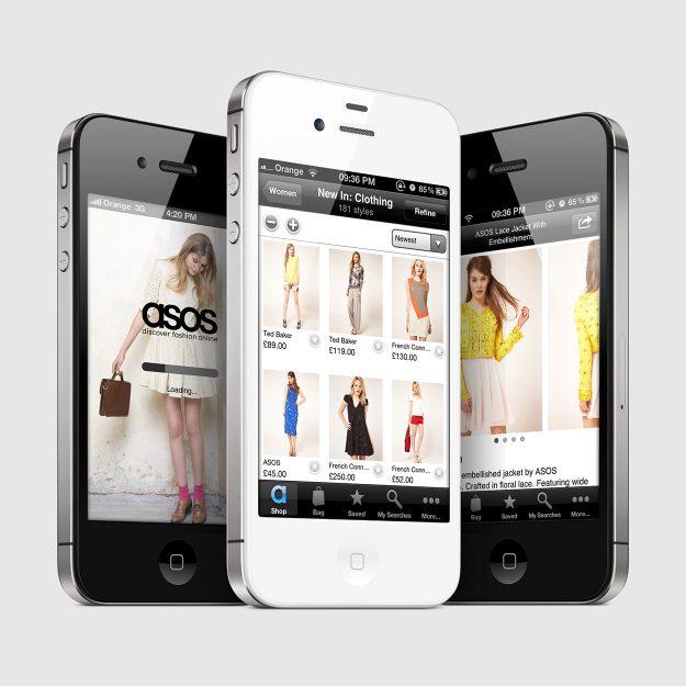 ASOS.com apps
