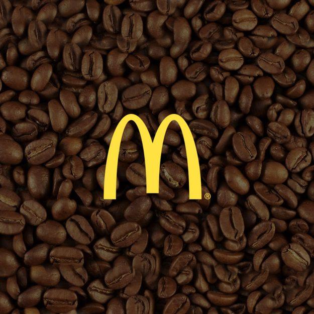 McDonald's UK Coffee Time