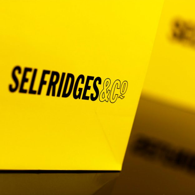 Selfridges.com redesign
